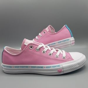 Converse Chuck Taylor All Star Low Top Pink Blue